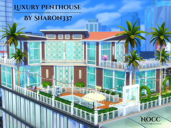 Luxury Penthouse by sharon337