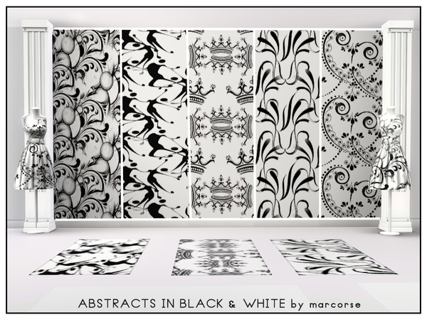 Abstracts in Black & White_marcorse