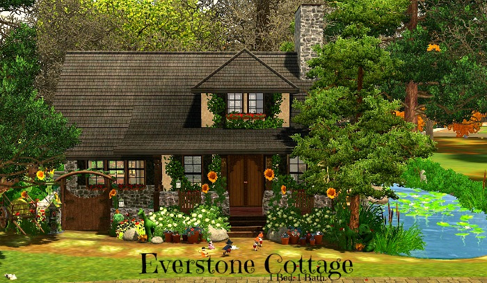 Everstone Cottage от amphorasims
