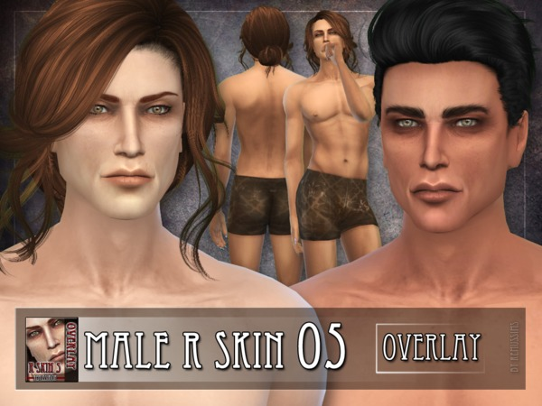 R skin 05 - MALE - OVERLAY by RemusSirion