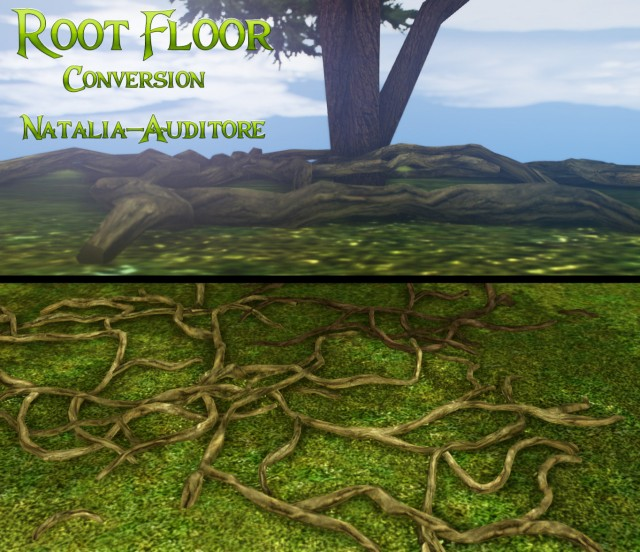Root Conversion by natalia-auditore