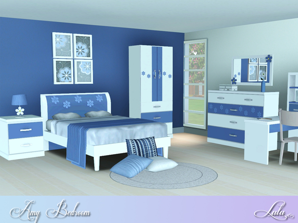 Amy Bedroom Set by Lulu265