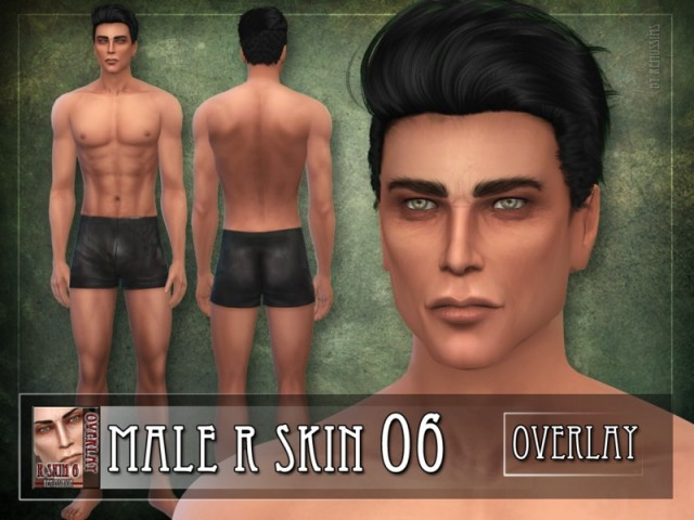 R skin 06 - MALE - OVERLAY by RemusSirion