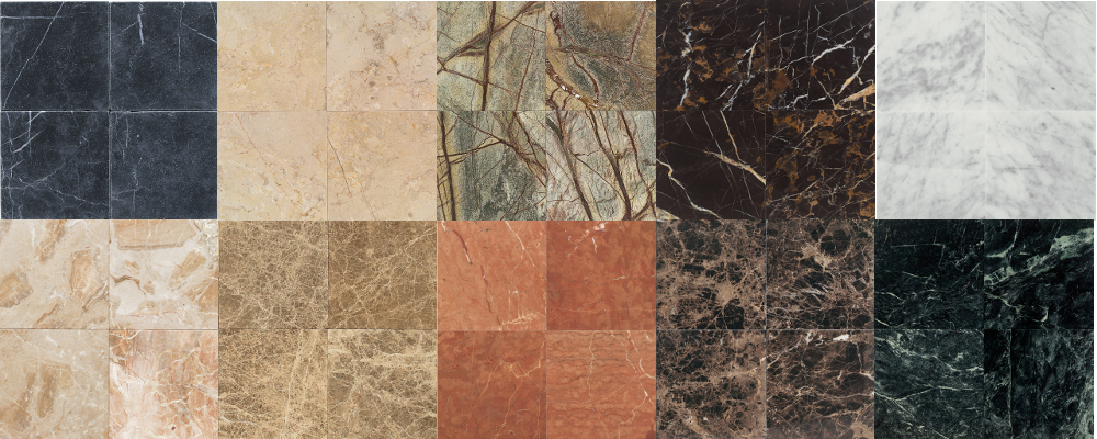Marble Floor Tiles by Tatschu