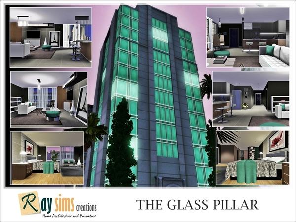 The Glass Pillar by Ray_Sims