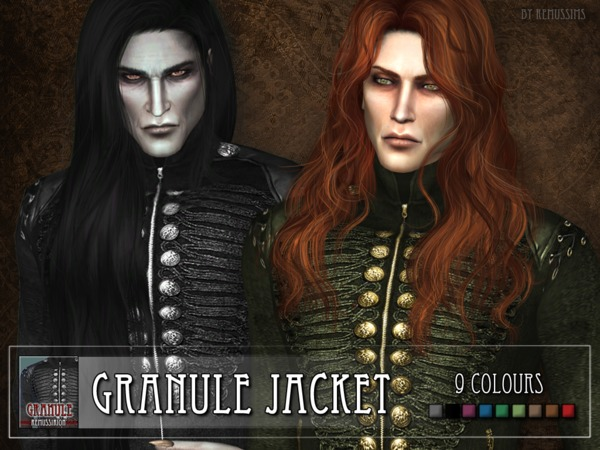 Granule Jacket by RemusSirion