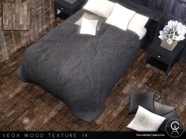 VEOX Wood Texture 14 by Pralinesims