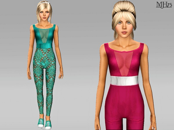 S3 V Jumpsuit [Teen] by Margeh-75