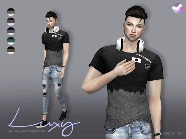 Culture Outlaw by LuxySims3