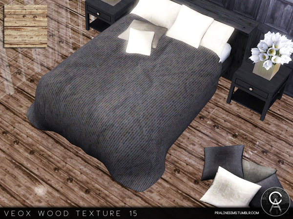 VEOX Wood Texture 15 by Pralinesims