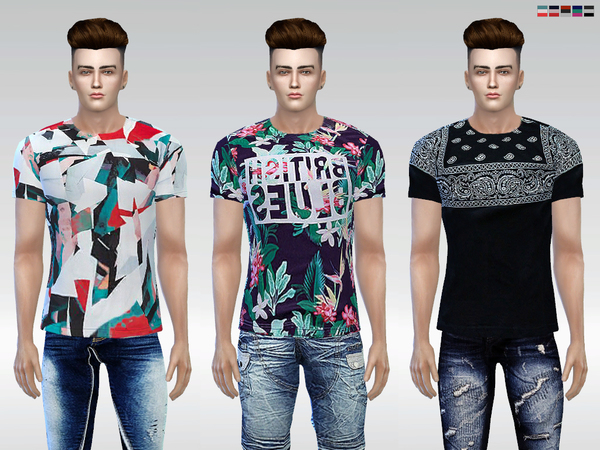 Expression T-Shirts by McLayneSims