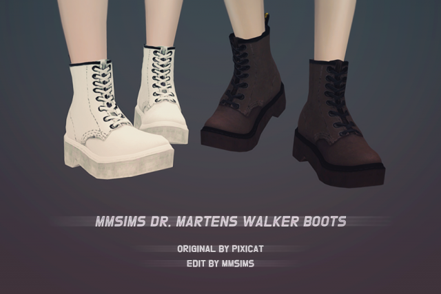 Dr.Martens Walker Boots by MMSIMS