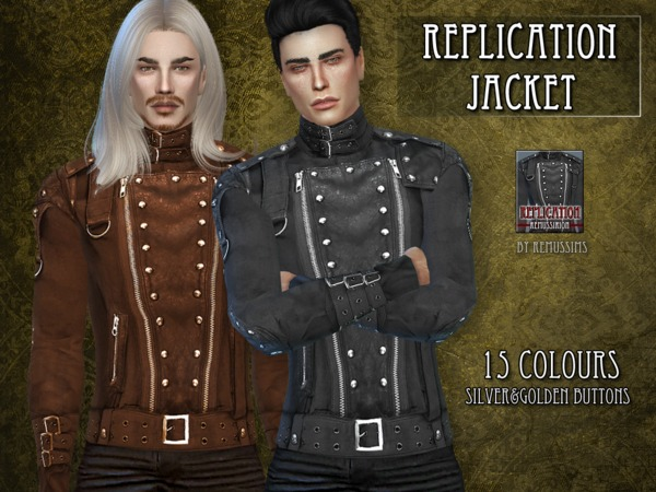 Replication Jacket by RemusSirion
