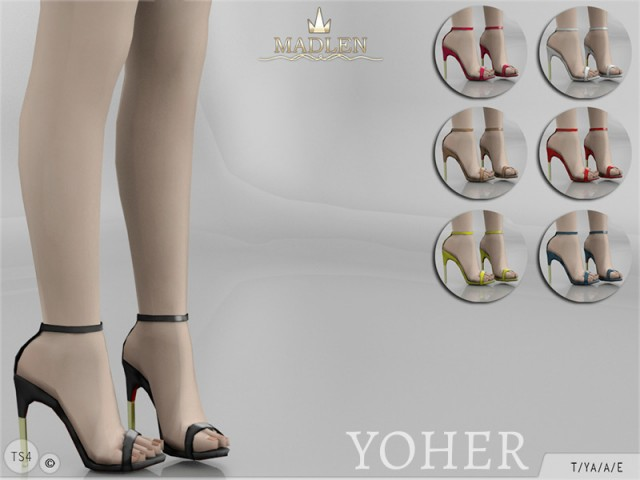 Yoher Shoes by MJ95