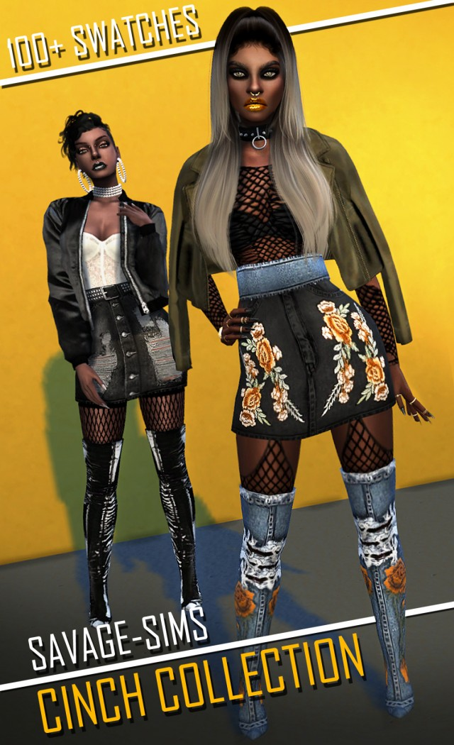 CINCH COLLECTION by SavageSims
