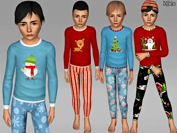S3 Xmas Pyjamas [CM] by Margeh-75