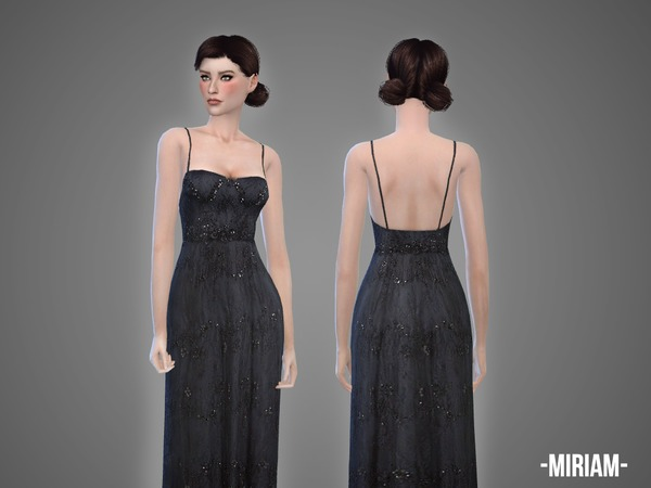 Miriam - gown by -April-