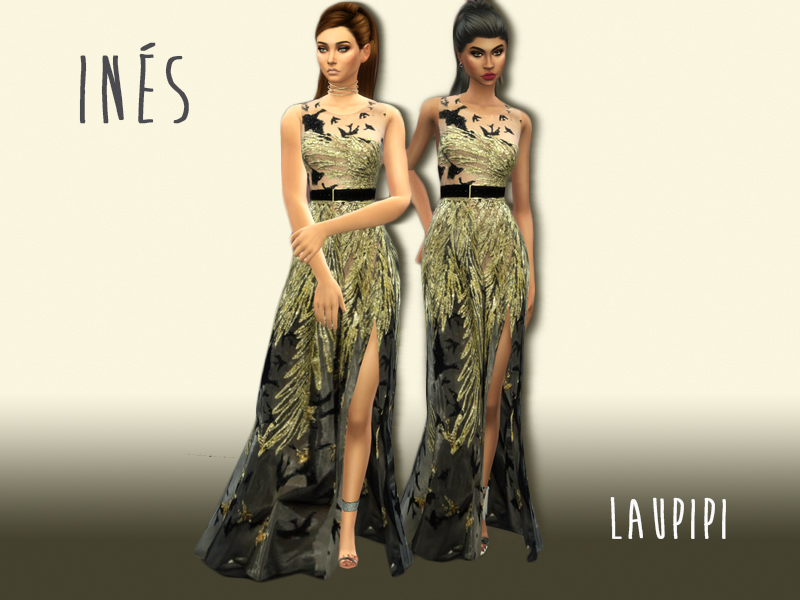 Ines Dress by Laupipi