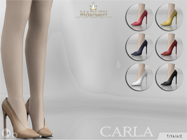 Carla Shoes by MJ95