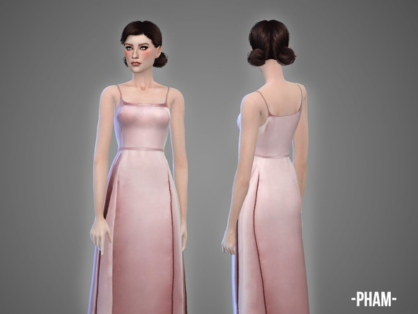 Pham - gown by -April-