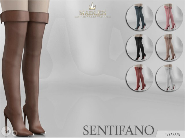 Sentifano Boots by MJ95