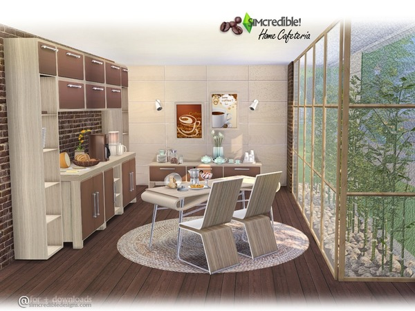 Home Cafeteria by SIMcredible