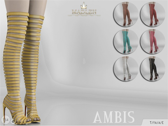 Ambis Shoes by MJ95