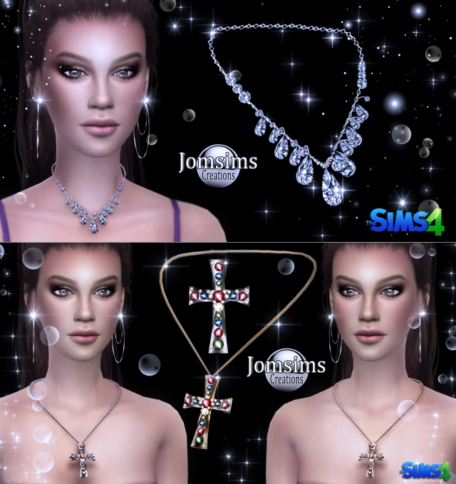 Necklace set by JomSims