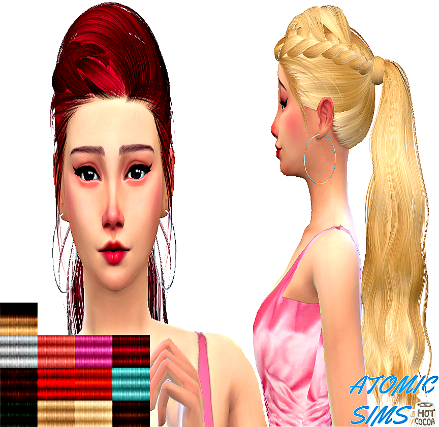 Skysims 188 retexture by Atomic-sims