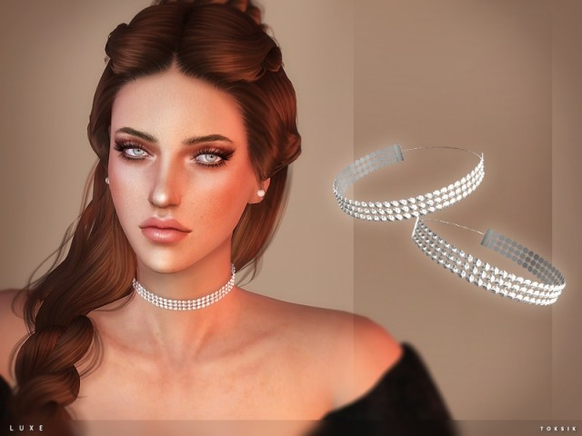 Luxe Choker by Toksik