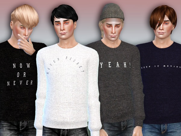 'Now or Never' Sweaters For Men - Spa Day GP needed by Simlark
