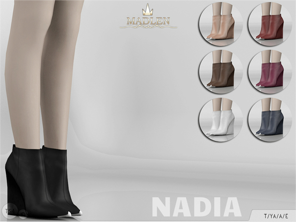 Madlen Nadia Boots by MJ95