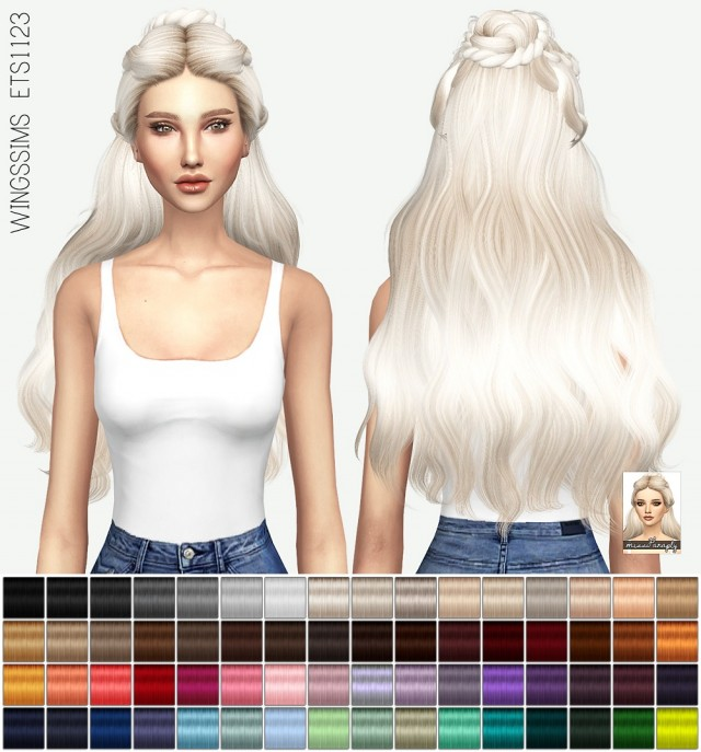 WINGSSIMS ETS1123: SOLIDS by MissParaply