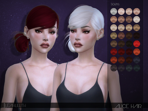 LeahLillith Alice Hair by Leah Lillith