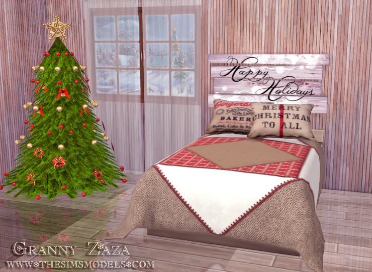Winter Set (TS4) by Granny Zaza