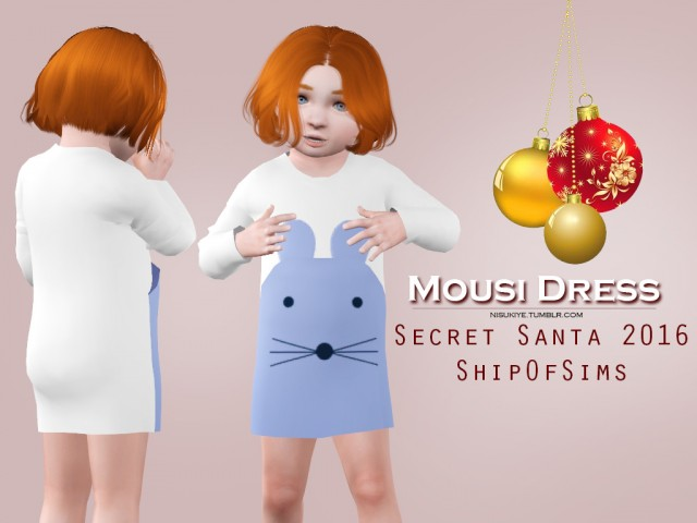 Mousi dress by Nisuki