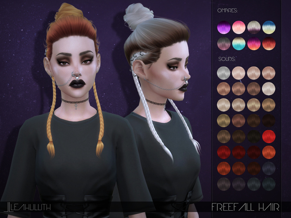 LeahLillith Freefall Hair by Leah Lillith