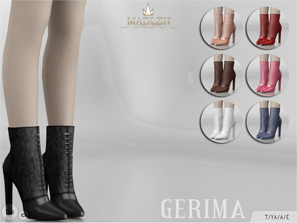 Madlen Gerima Boots by MJ95