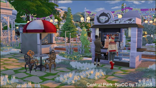 Central Park - No CC by Tanitas8