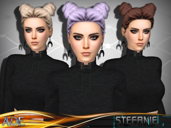 Ade - Stefanie without Bangs by Ade_Darma