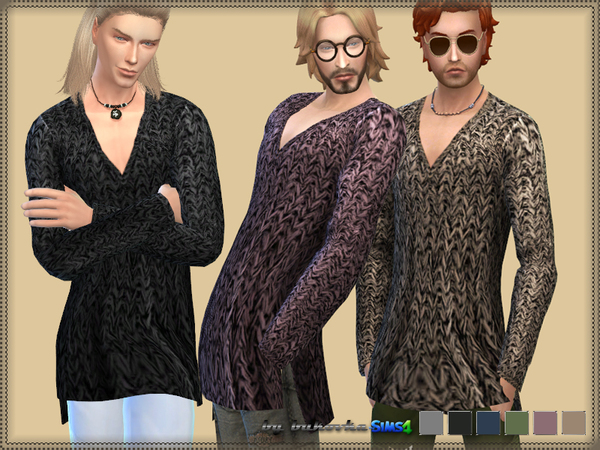 Sweater Knit Rough by bukovka
