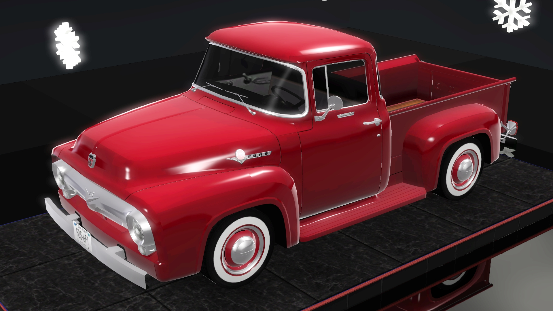 1956 Ford F100 by loverslab