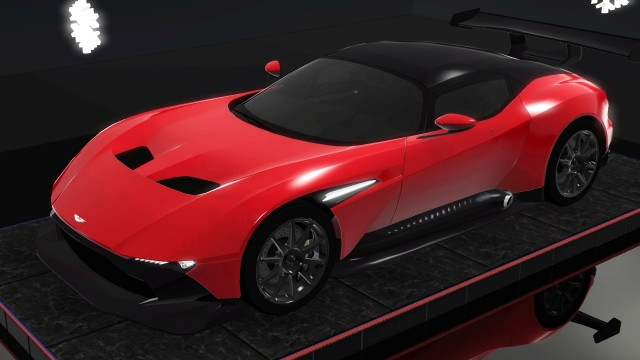 2016 Aston Martin Vulcan by Fresh-Prince