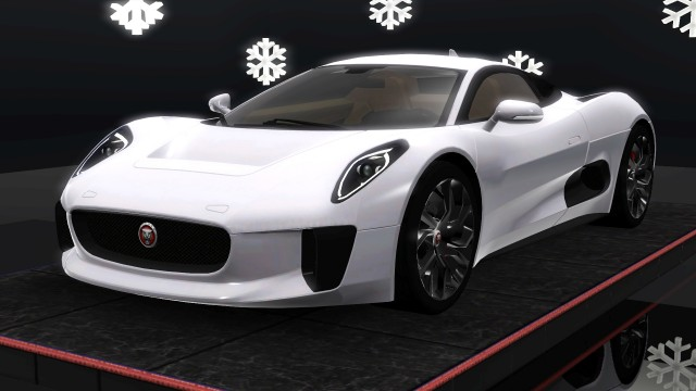 2015 Jaguar C-X75 by Fresh-Prince
