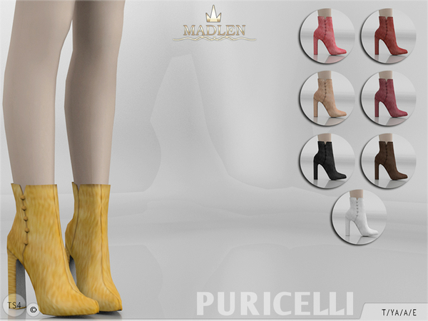 Madlen Puricelli Boots by MJ95