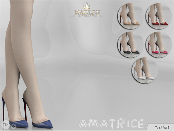 Madlen Amatrice Shoes by MJ95