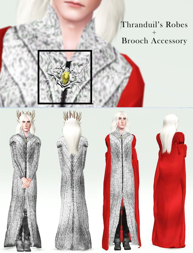 Thranduil Collection by Revolution-Sims