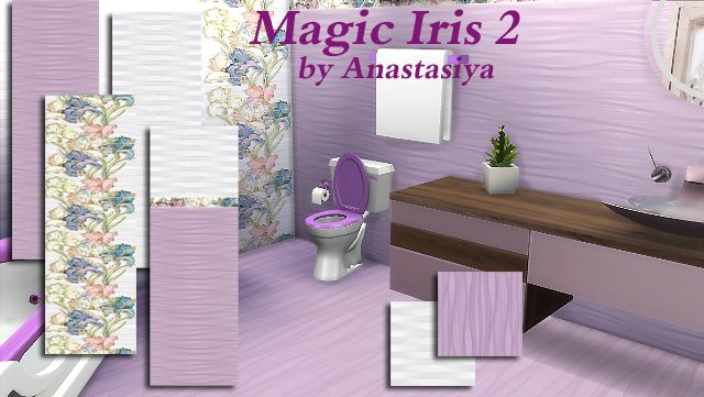 Magic Iris 2 by Анастасия