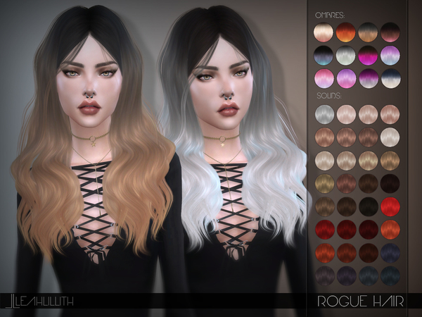 LeahLillith Rogue Hair by Leah Lillith