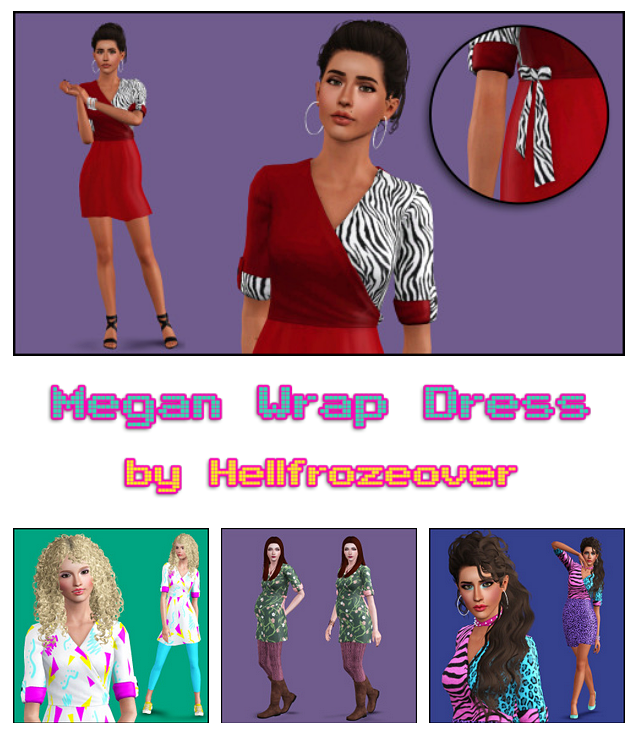 Wrap Dress01 by Hellfrozeover